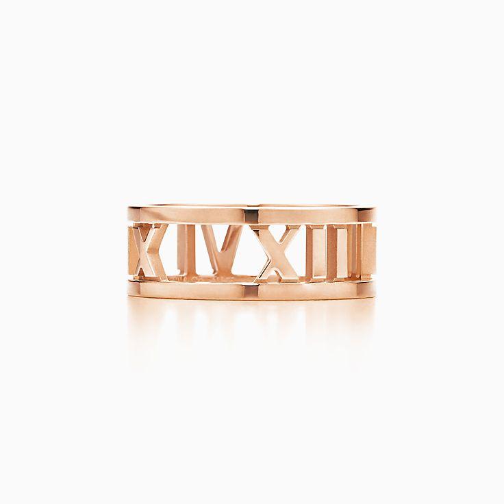 Atlas®系列:开口式戒指