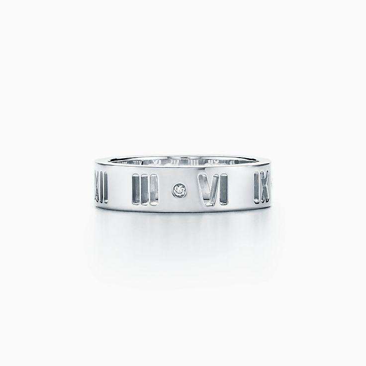 Atlas® 系列:镂空戒指