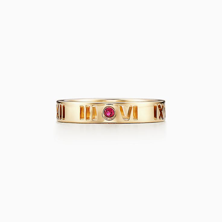 Atlas® 系列:镂空窄式戒指