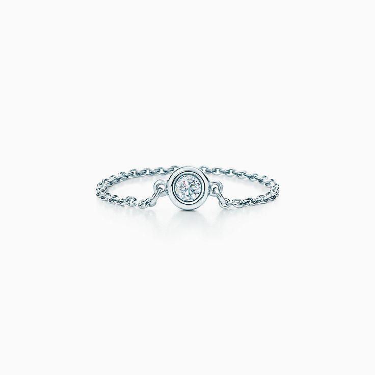 Elsa Peretti® 系列:Diamonds by the Yard™ 戒指