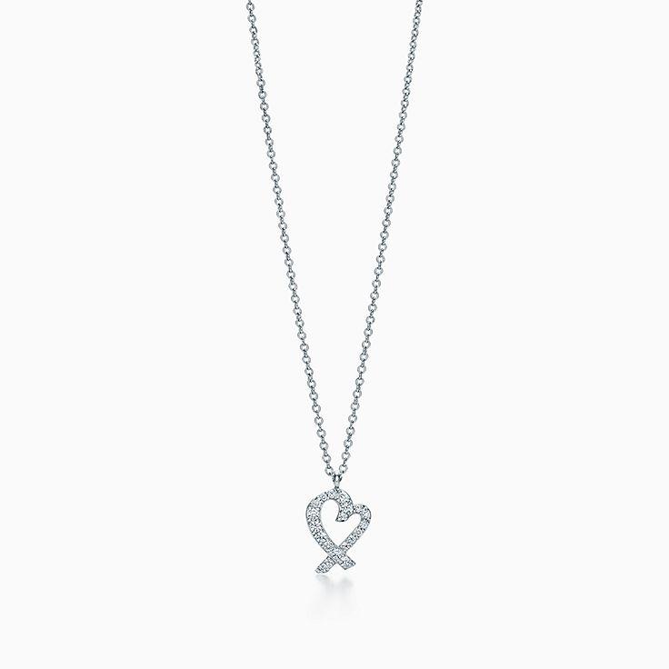 Paloma Picasso® 系列:Loving Heart 项链