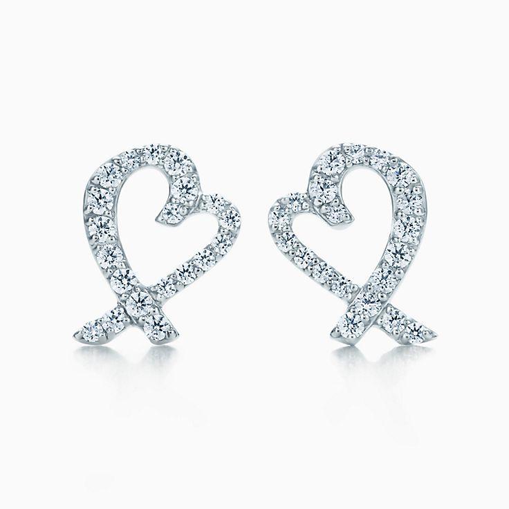 Paloma Picasso® 系列:Loving Heart 耳环