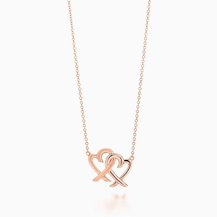 Paloma Picasso® 系列:Loving Heart 扣环项链
