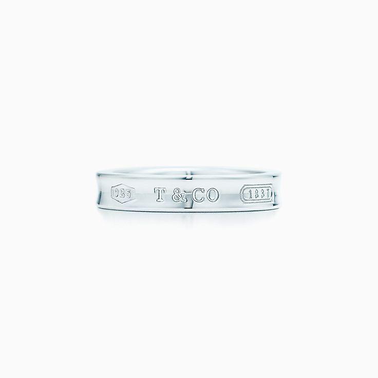 Tiffany 1837® 系列:戒指