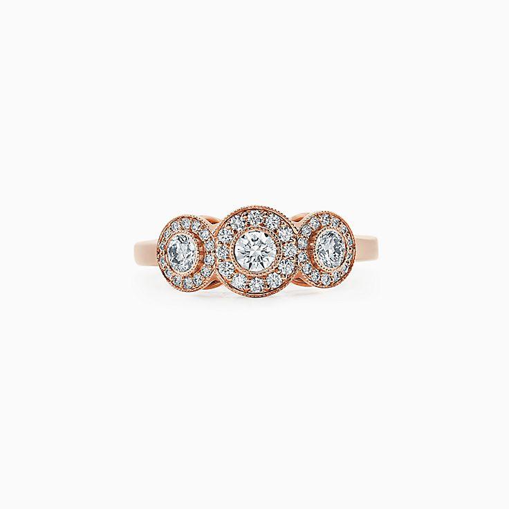 Tiffany Circlet 系列:戒指