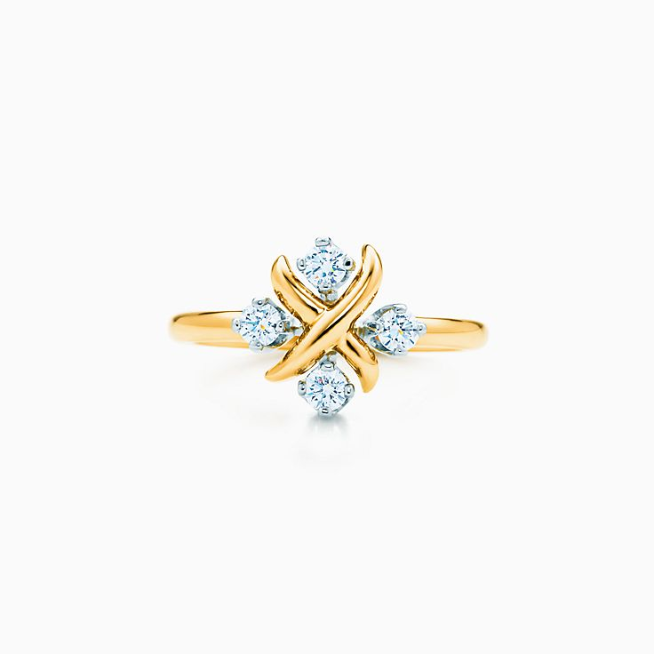Tiffany & Co. Schlumberger 系列:Lynn 戒指