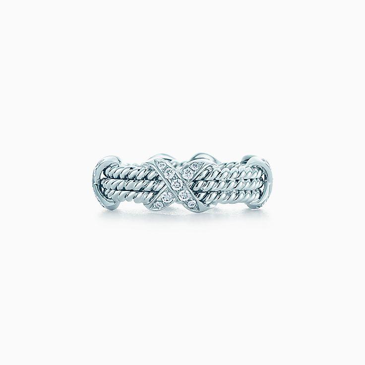 Tiffany & Co. Schlumberger: Rope 三匝 X 戒指