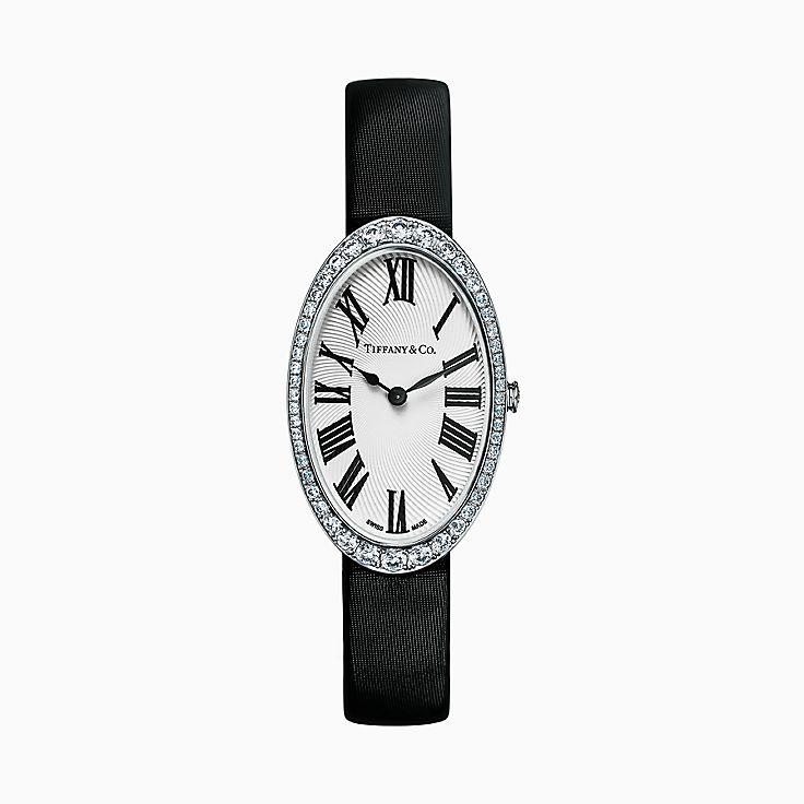 Tiffany Cocktail 系列:2-Hand 21 x 34 毫米腕表