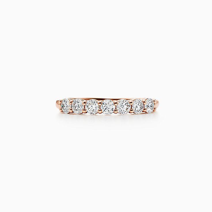 Tiffany Embrace® 系列:戒指
