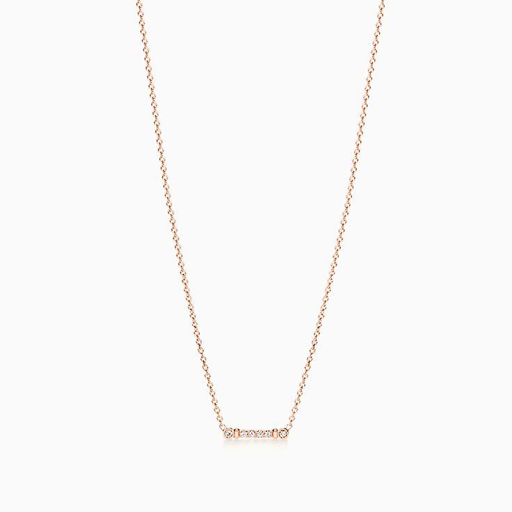 Tiffany Fleur de Lis 系列:鸢尾花枝形项链