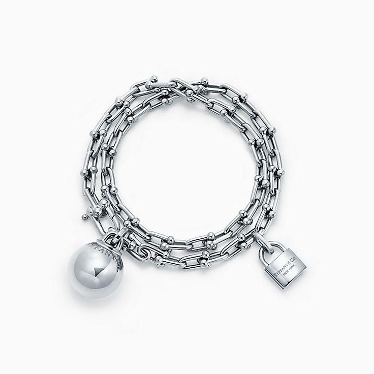 Tiffany HardWear 系列:缠绕式手链