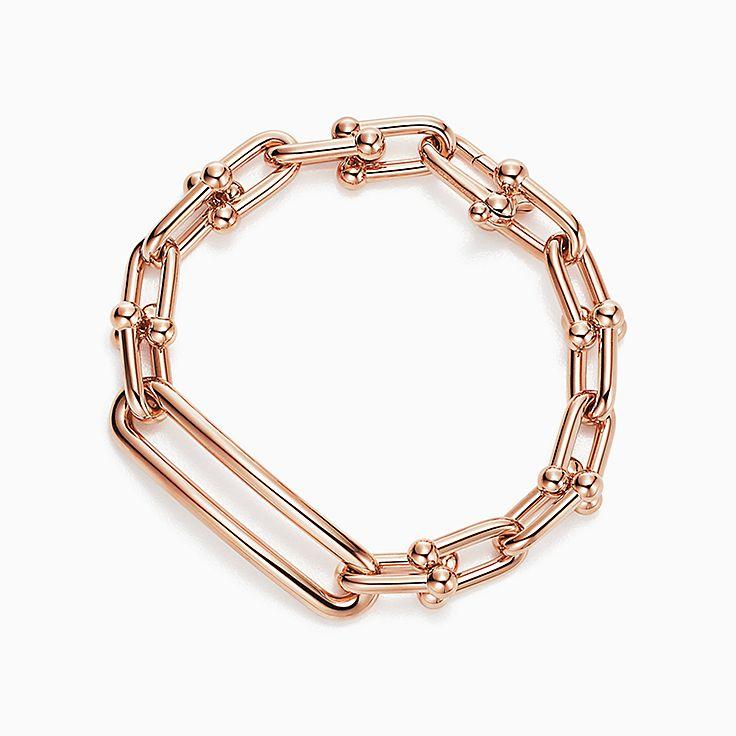 Tiffany HardWear 系列:链环手链