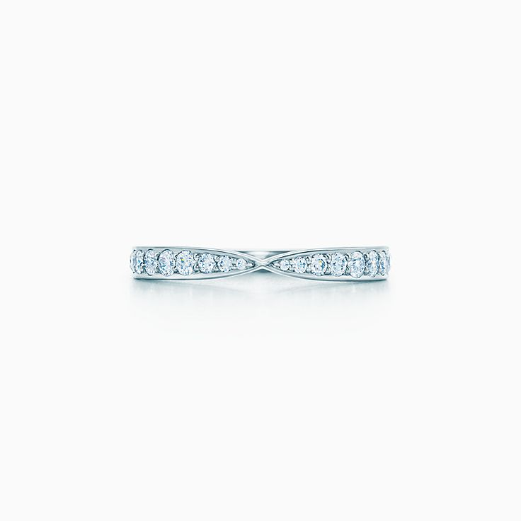 Tiffany Harmony™ 珠链式钻戒