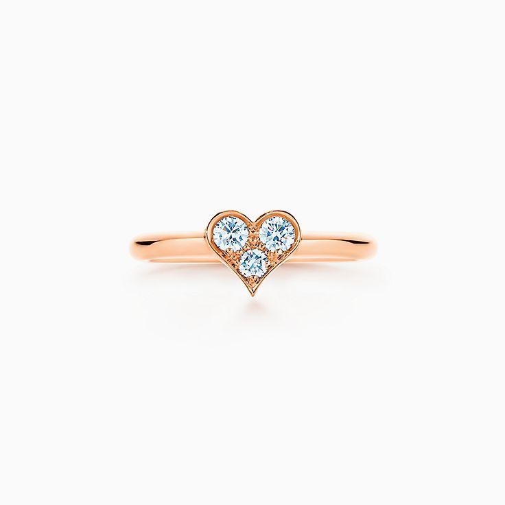 Tiffany Hearts™ 系列:戒指