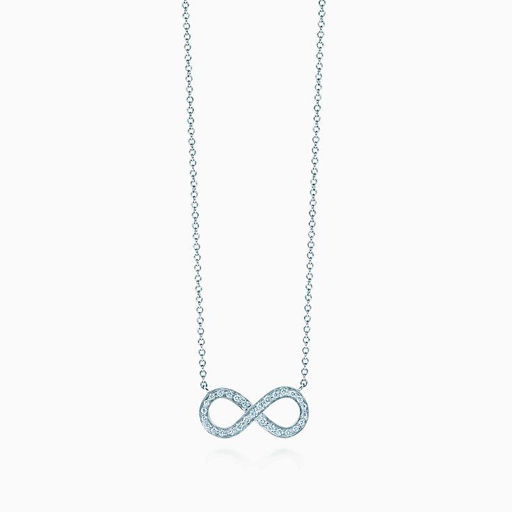 Tiffany Infinity 系列:项链