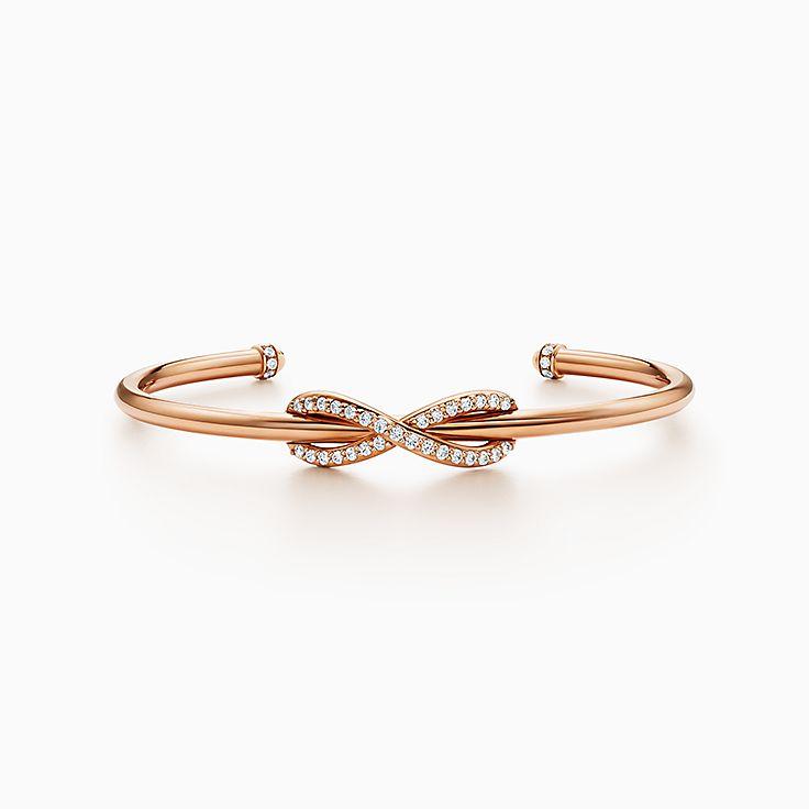 Tiffany Infinity 系列:手镯
