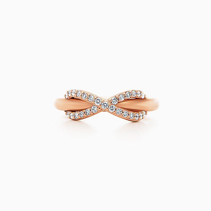 Tiffany Infinity 系列:戒指