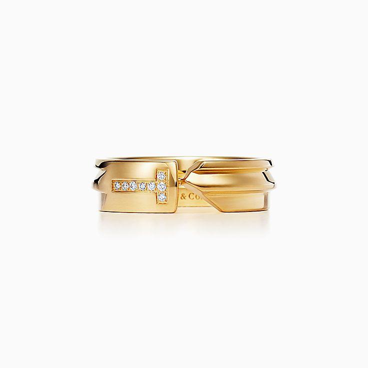 Tiffany Keys 系列:Modern Keys 戒指