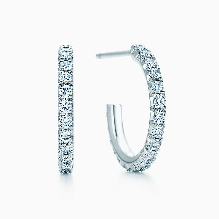 Tiffany Metro 系列:线圈耳环