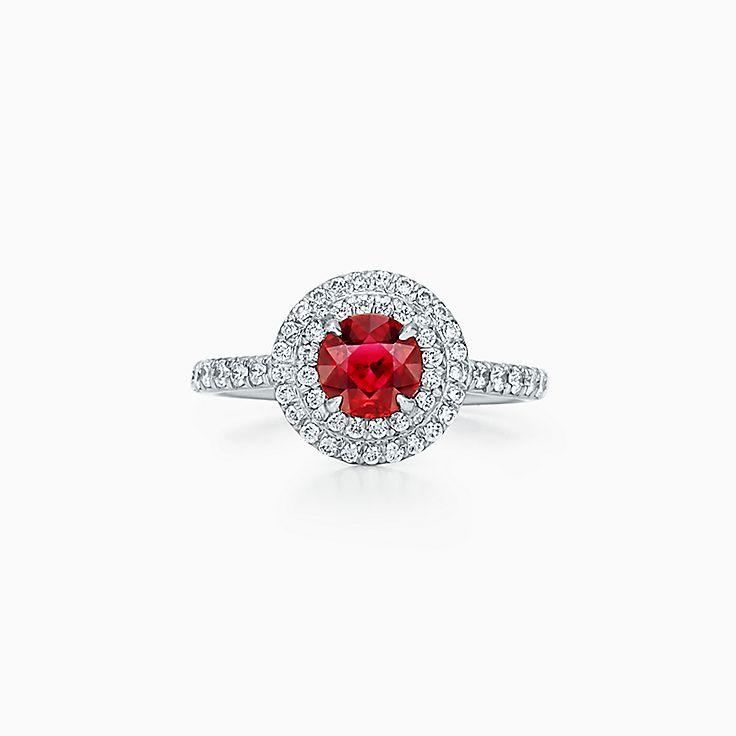 Tiffany Soleste 系列:戒指