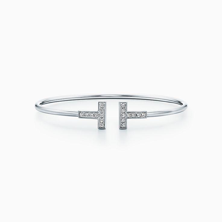 Tiffany T 系列:线圈手镯