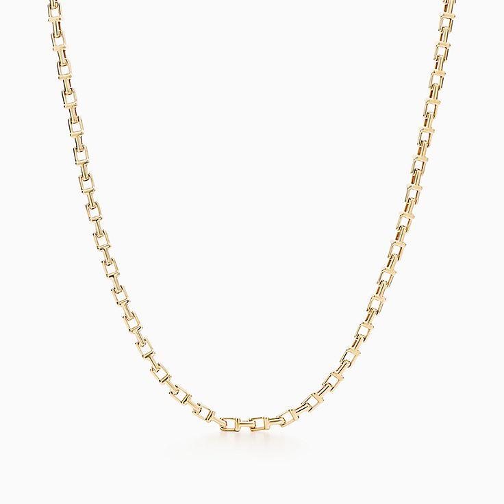 Tiffany T系列:链结式项链