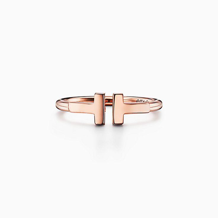 Tiffany T 系列:线圈戒指