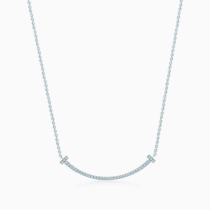 Tiffany T 系列:微笑吊坠