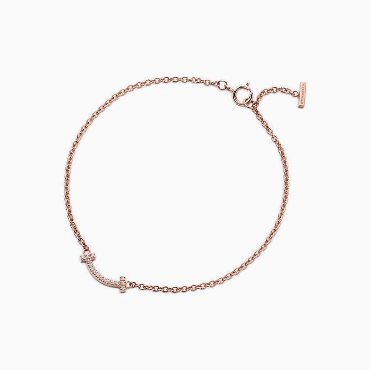 Tiffany T 系列:Smile 手链