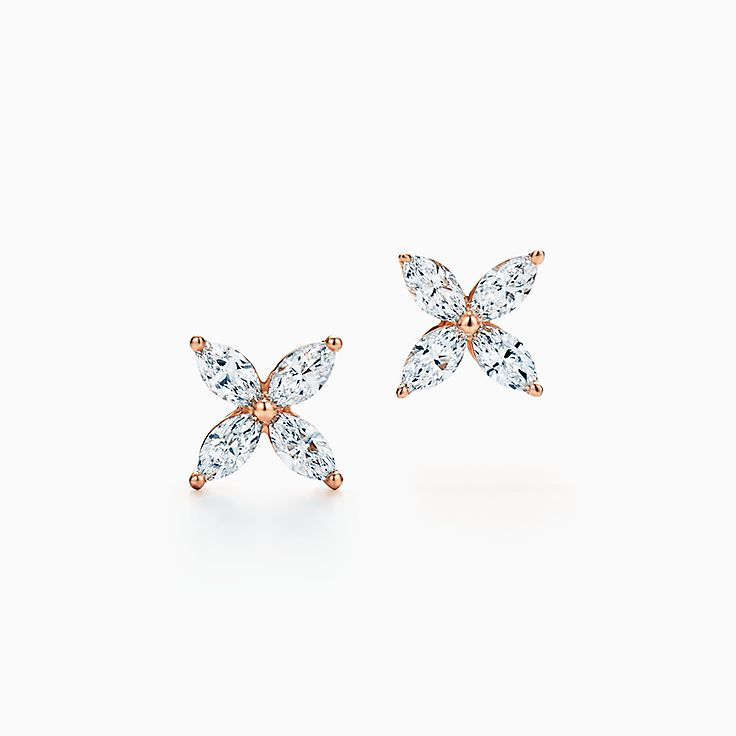 Tiffany Victoria™ 系列:耳环