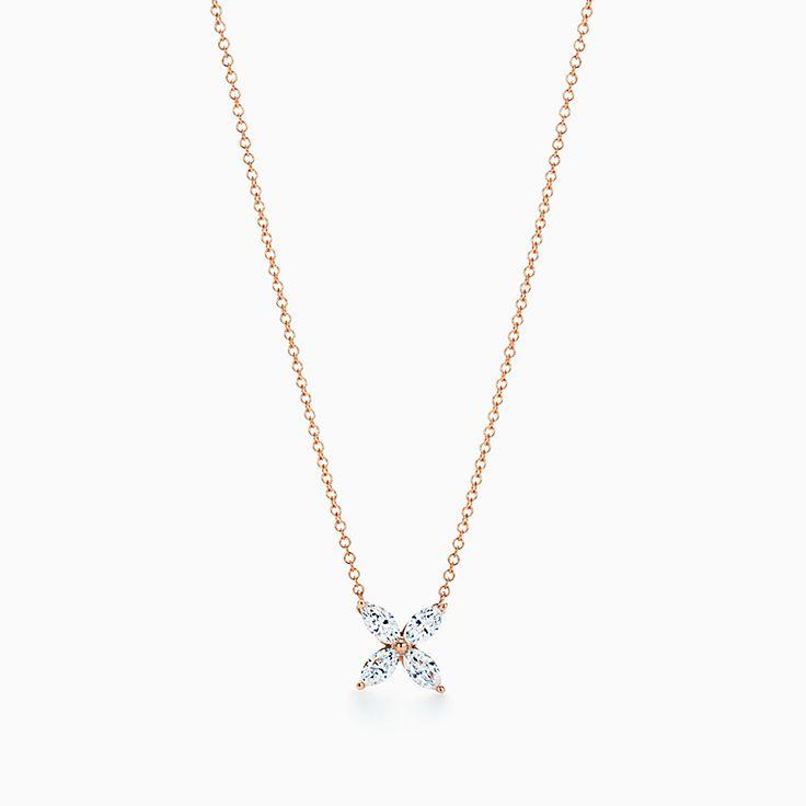 Tiffany Victoria™ 系列:项链