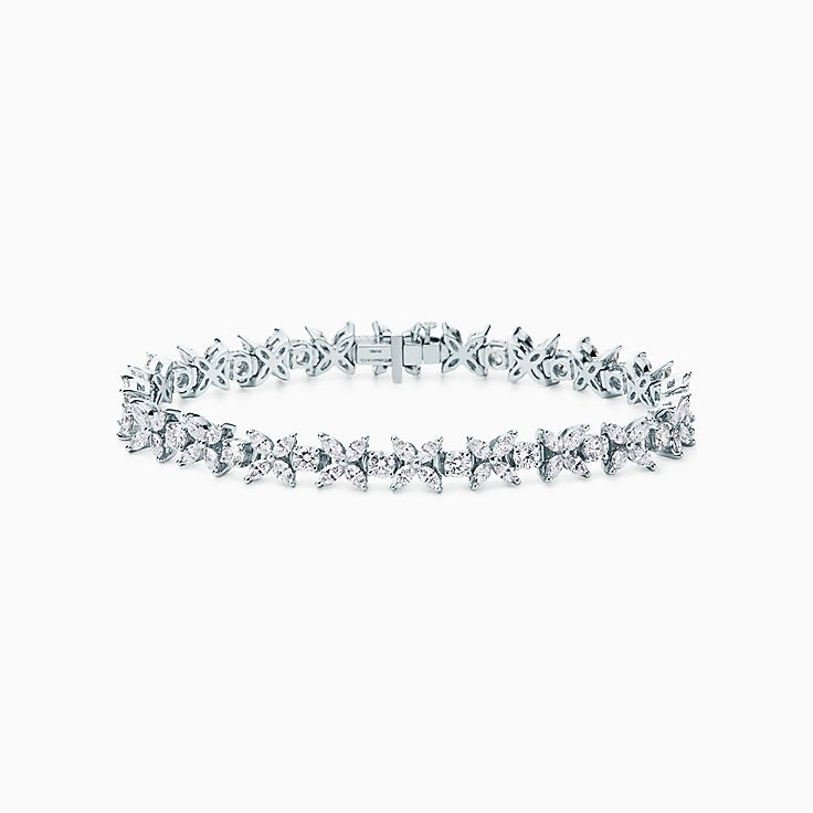 Tiffany Victoria™ 系列:Alternating 手链